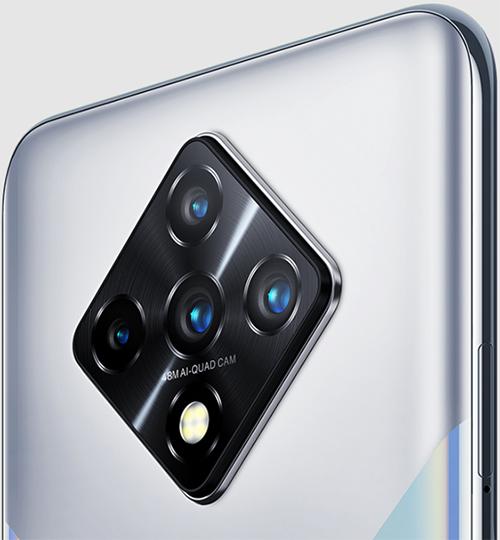 Infinix Zero 8i - Superior Camera experience