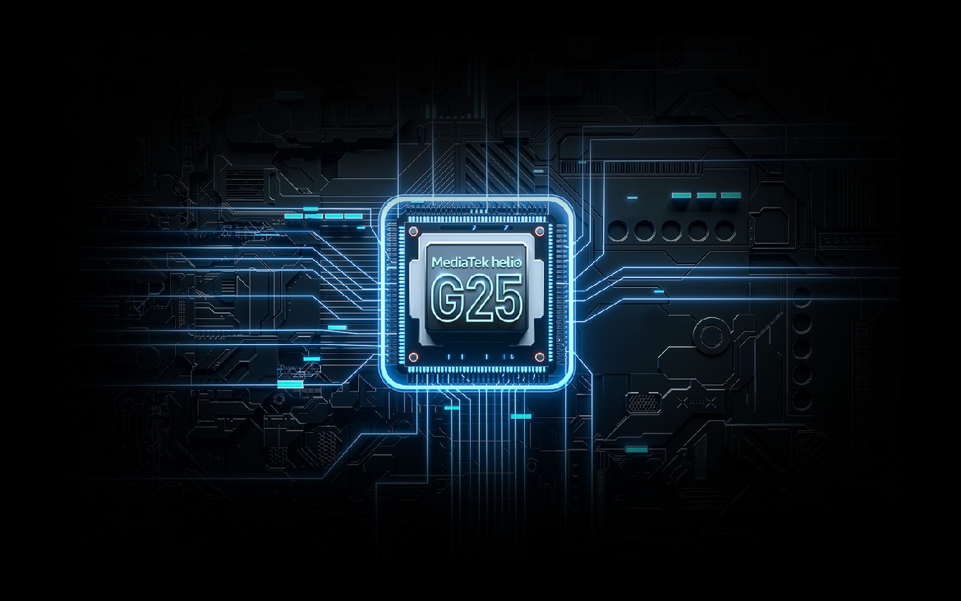 Octa core processor