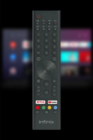 Infinix X1 Smart Android TV - 4