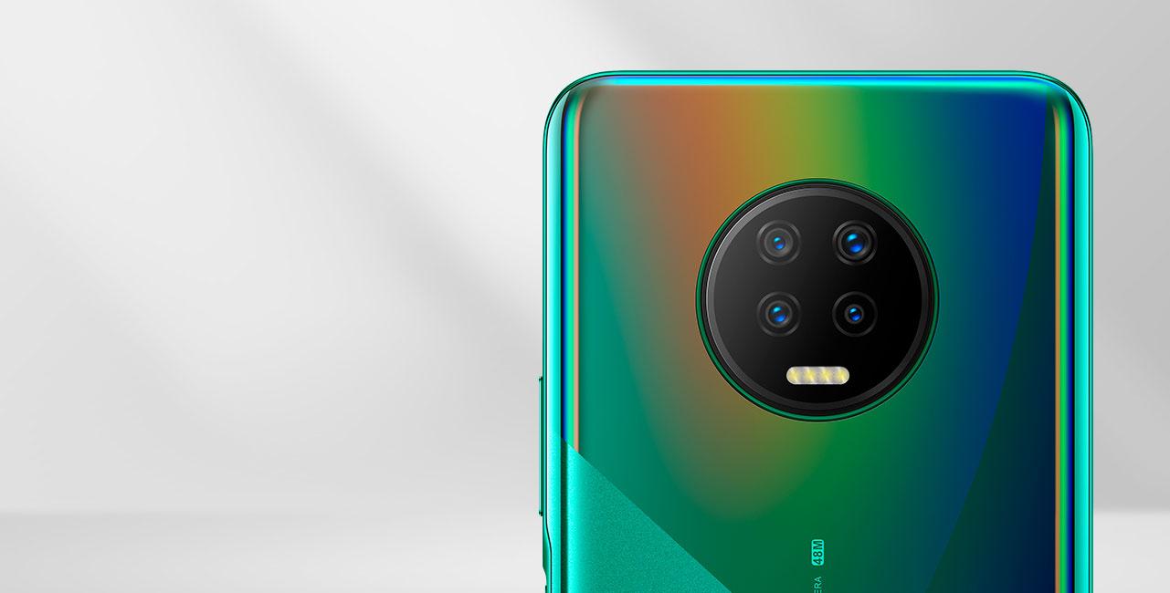 New age round camera design