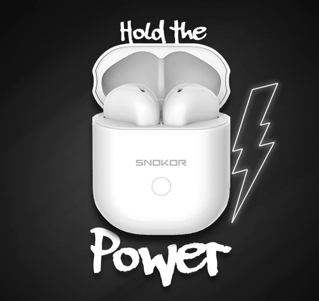 Snokor iRocker Gods - Quick Charging