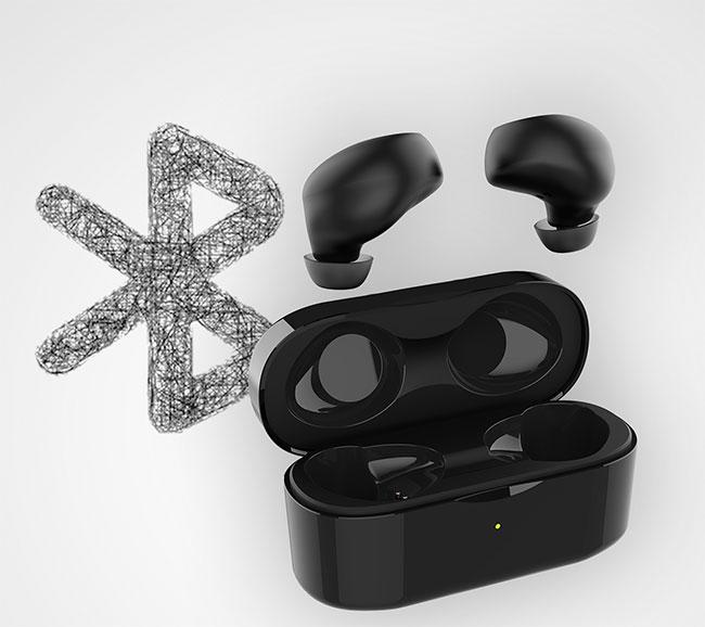 2X faster pairing with Bluetooth v5.0 - SNOKOR iROCKER