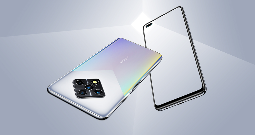 Infinix Zero 8i Minimal design - 1