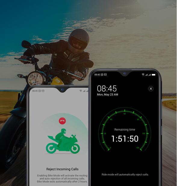 Bike mode