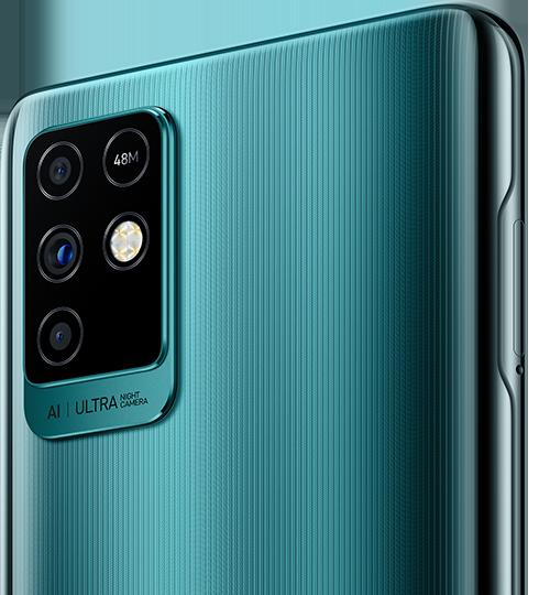 Infinix Note 10 Rear Camera
