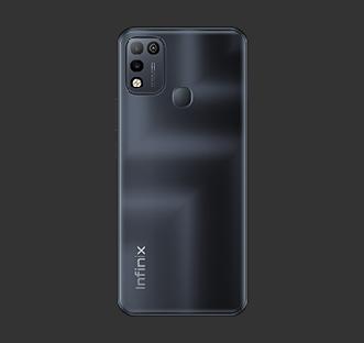 Smart 5 Back - Obsidian Black