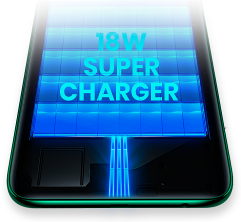 Big 5000mAh Battery with Super Charger