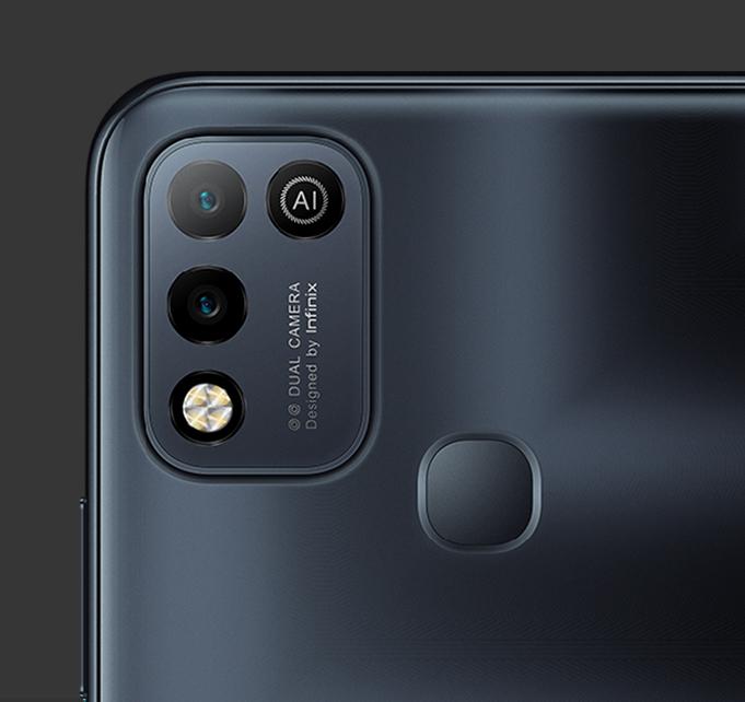 Smart 5 Back camera - Obsidian Black
