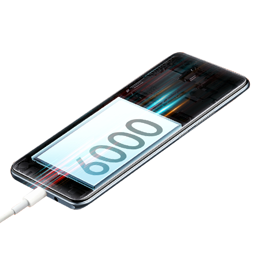 Infinix Hot 10 Play 6000 battery