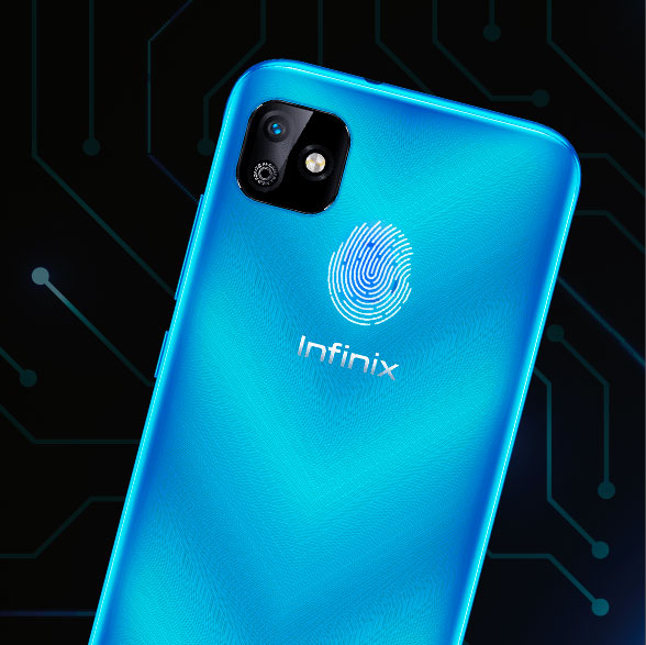 Infinix Smart HD 2021 - Fingerprint Sensor