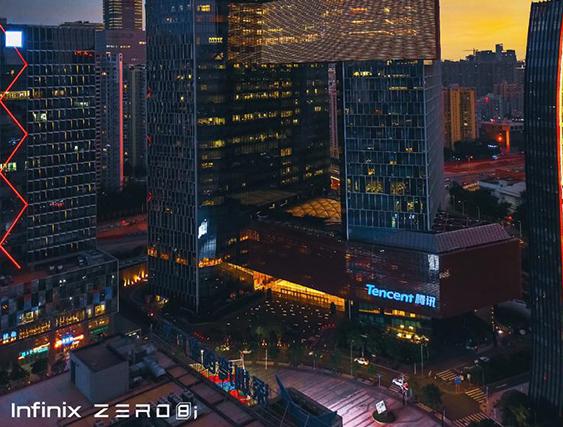 Shot on Infinix Zero 8i - 6