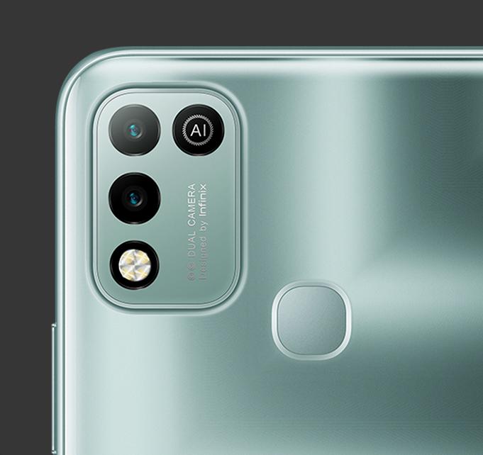 Smart 5 Back camera - Morandi Green
