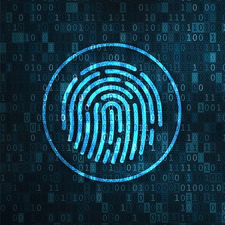 Multi functional fingerprint