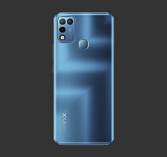 Smart 5 Back - Aegean Blue