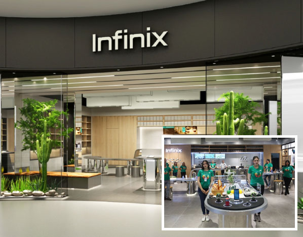 Infinix Mobiles - We are almost everywhere