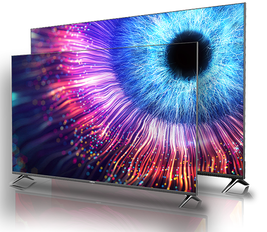 AVAILABLE IN 109.22CM(43) FHD AND 81.28CM(32) HD SCREENS