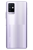 Infinix Note 10 Purple Back