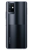 Infinix Note 10 Black Back